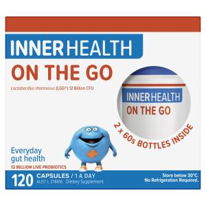Inner Health On the Go 120 Capsules