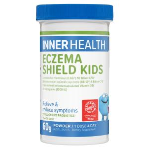 Inner Health Eczema Shield Kids 60g Powder